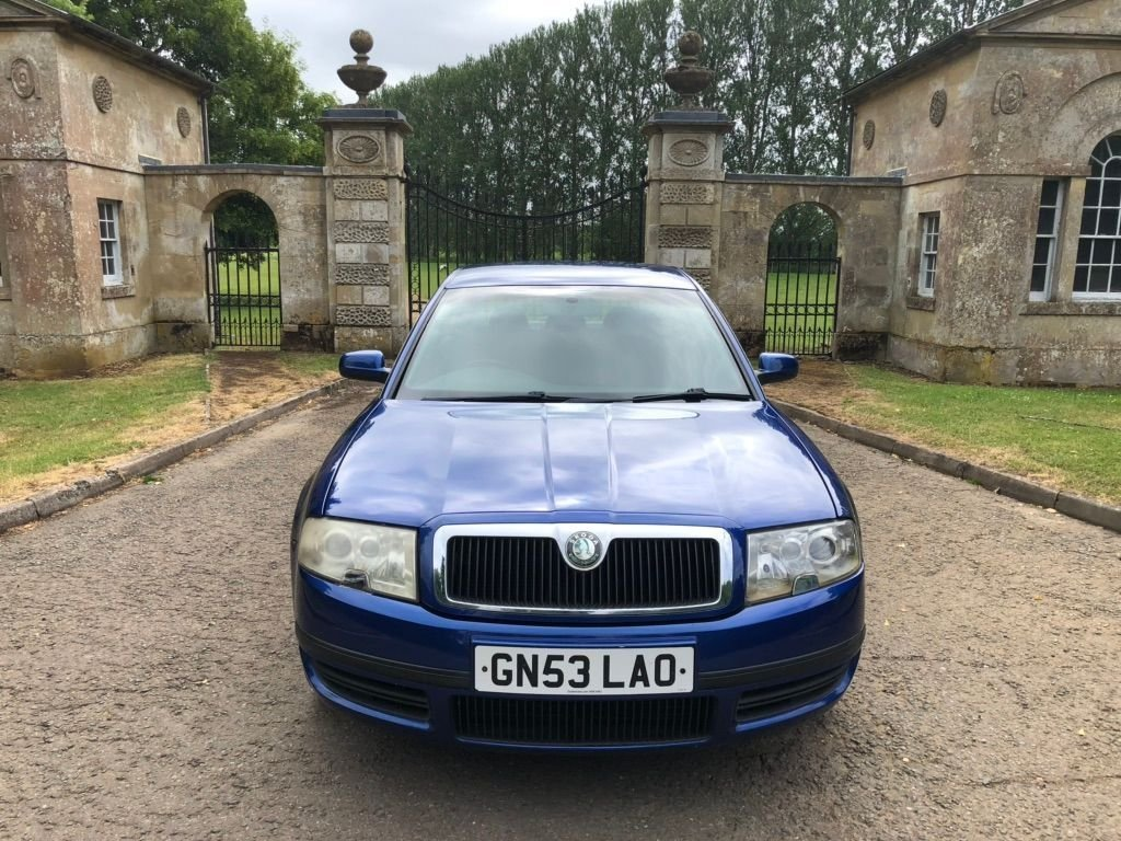 Used Skoda Superb In Towcester Northamptonshire Paul Riley Cars